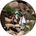 GER to GER Mongolia Trekking Hiking Trips