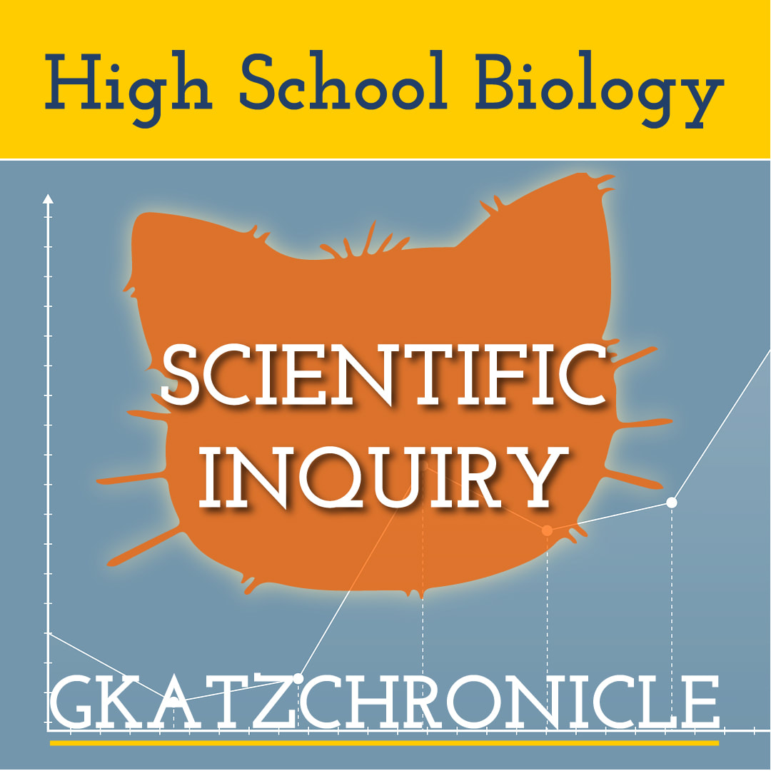 Scientific Inquiry Teacher Presentation Amp Matching Student