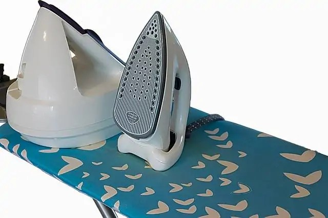 HOW TO IRON STEP BY STEP