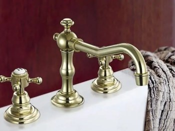 faucet copper