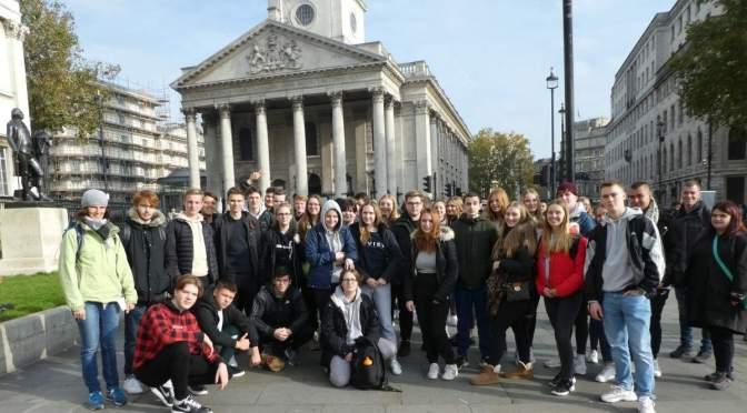 Kurz vor Torschluss – Die Englisch-LKs in London