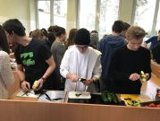 Creative cooking contest