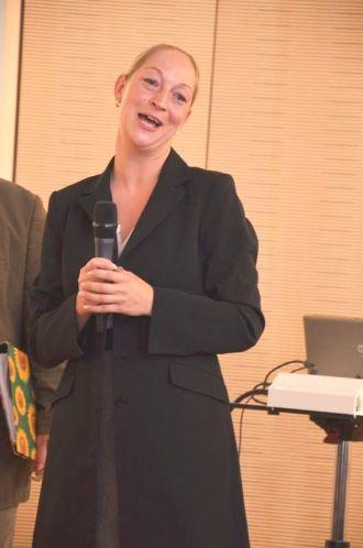 Personalreferentin Frau Kirstein