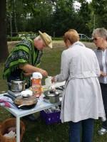 Sommerfest 2015_2_Kulinarisches zum Fest