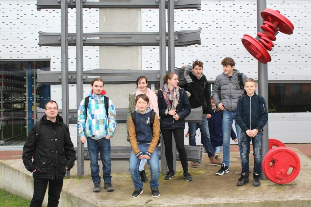 Gesamtschule Königs Wusterhausen_Ausflug in das VINN Lab der TH Wildau_Januar 2018_25