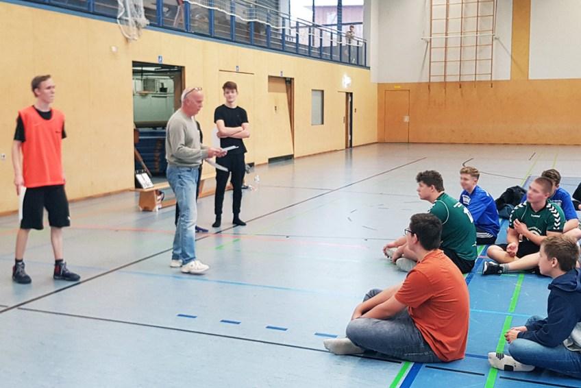 Gesamtschule Königs Wusterhausen_Jugend trainiert für Olympia - Basketball 2018_9