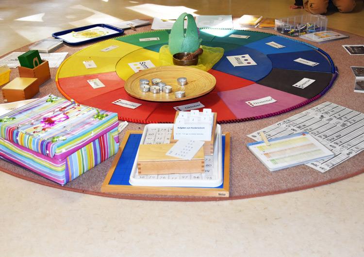 Montessori Grundschule_Führungen durch die Schule