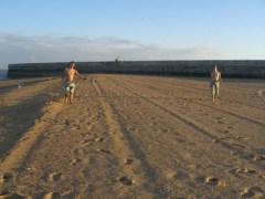 Am Strand 3