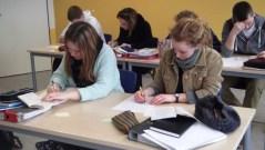 Im Unterricht in der SEK II