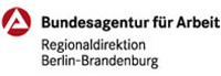 Logo Bundesagentur Arbeit Berlin-Brandenburg