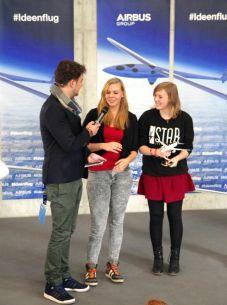 Physikkurs auf Ideenflug 2015