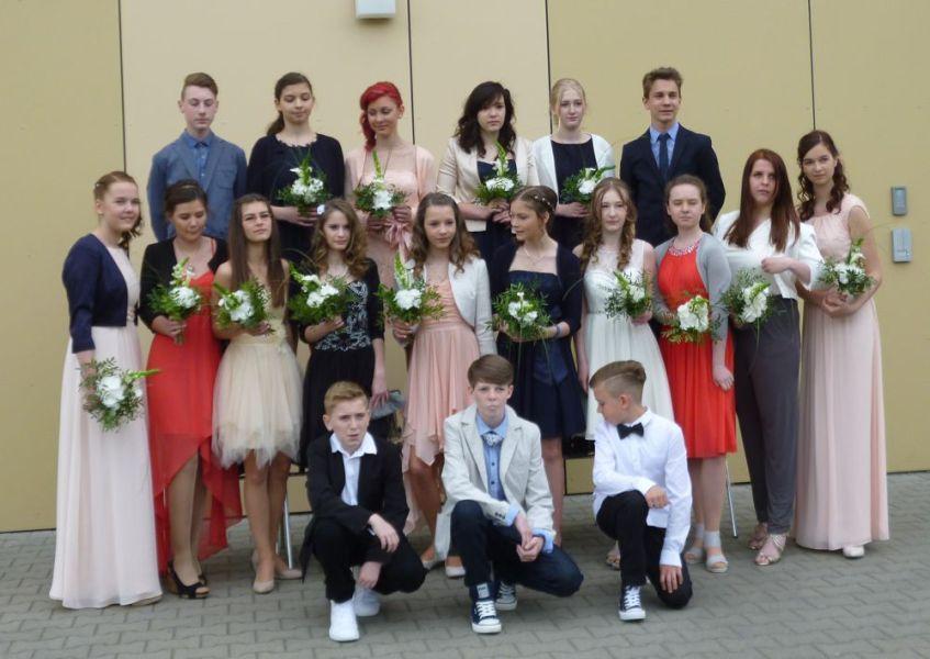 Gesamtschule Petershagen_Jugendweihe 2016_Klasse 8_1