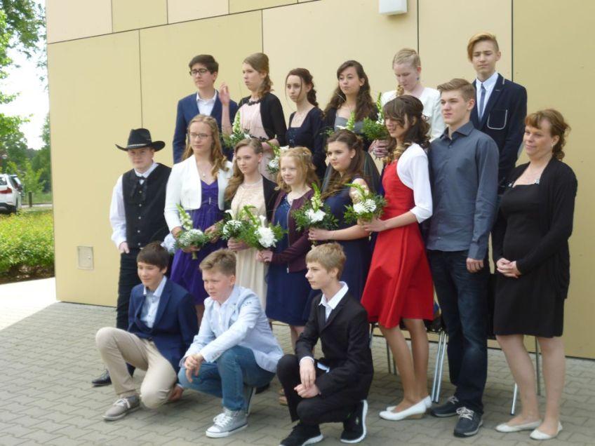 Gesamtschule Petershagen_Jugendweihe 2016_Klasse 8_4
