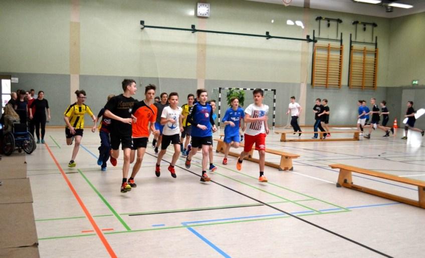 Gesamtschule Petershagen_Run for Help 2017_6