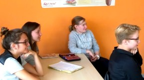 Gesamtschule Petershagen_Meet US_Amerikanischer Besuch an unserer Schule_2017_2