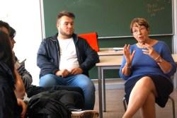 Gesamtschule Petershagen_Projektgruppe Wir sind das Volk_Juli 2017_1