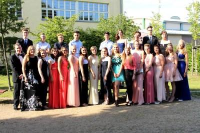 Gesamtschule Petershagen_Abschlussklasse 10b_SJ 2016-17
