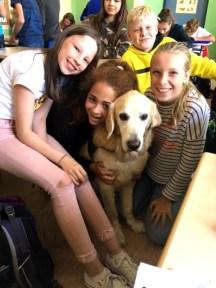 Gesamtschule Petershagen_Schulhund Simba stellt sich vor_6