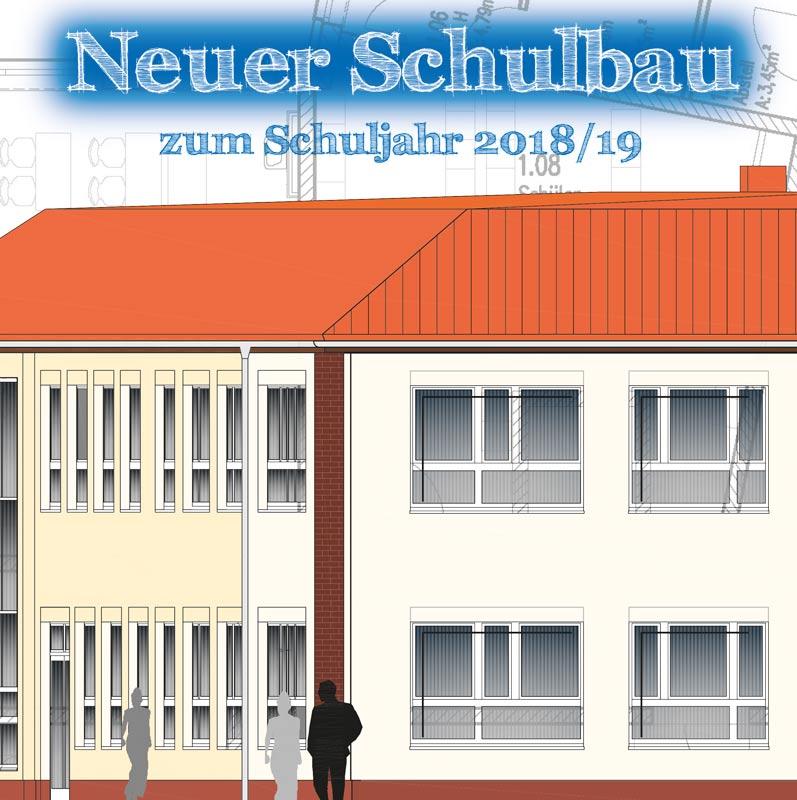 Gesamtschule Petershagen_Neuer Schulbau zum Schuljahr 2018/19