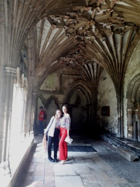 Gesamtschule Petershagen_Summer in Britain_Canterbury Cathedral_Juni 2019