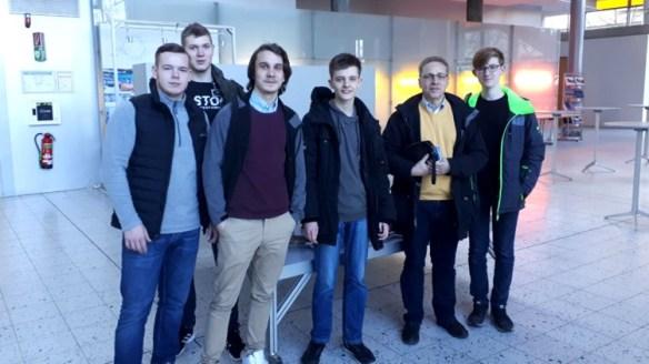 Gesamtschule Petershagen_Exkursion des Physik-Leistungskurses zum Helmholtz-Zentrums Berlin_Januar 2020_2