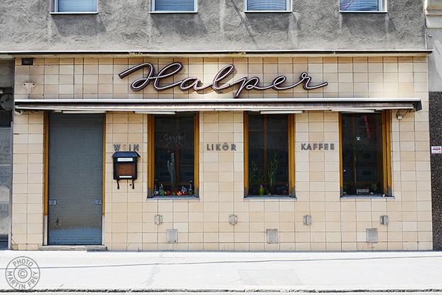 Halper - Wein, Likoer, Kaffee: 1100 Wien