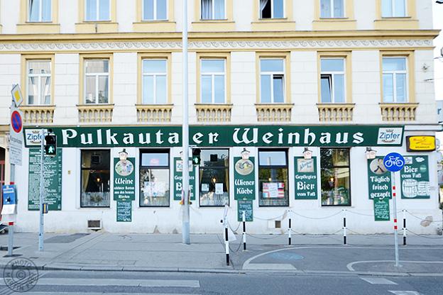 Pulkautaler Wein- und Bierhaus: 1150 Wien