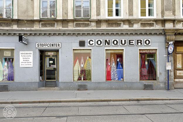 Conquero Stoffe Inh. Robert Gunacker: 1160 Wien