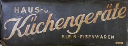 Haus- und Küchengeräte Elisabeth Schreiber, 1090 Wien