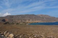 die Ostküste von Kreta