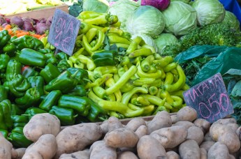 Wochenmarkt in Ierapetra