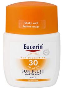 eucerin - Nicht komedogene Sonnencreme für Mischhaut aus der Apotheke