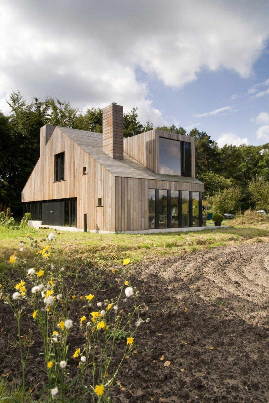 Dutch House with Chimneys on Modern:szae7Exnfpq= Amazing Houses  id=55738