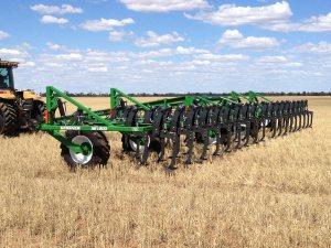 Gessner Chisel Ploughs Australia