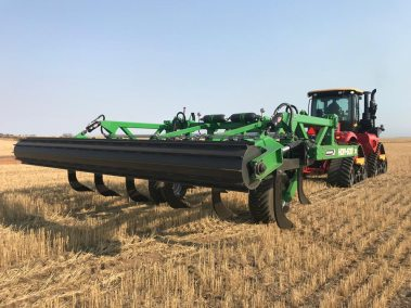 Agriculture Hydraulic Deep Ripper (HDR)