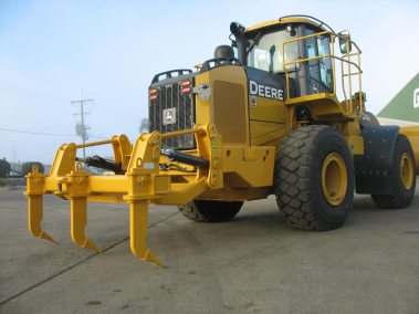 wheel loader Rippers Lewis