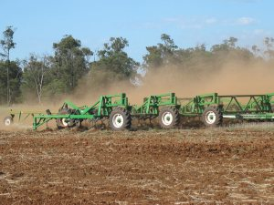 Gessner Cultivator Planter Australia