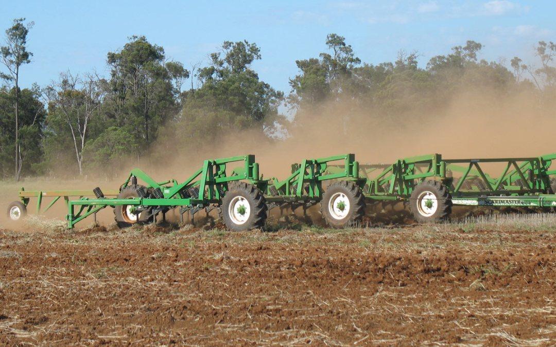 Scarimaster Farm Cultivator & Planter