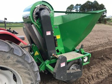 Sugarcane Farm Billet Planter