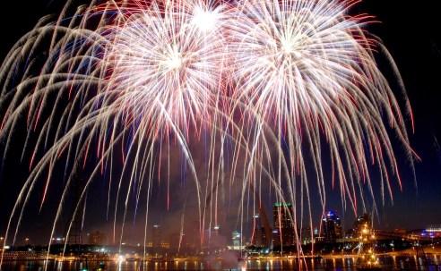 July 4, 2013, St. Louis, Missouri - Mark_Polege