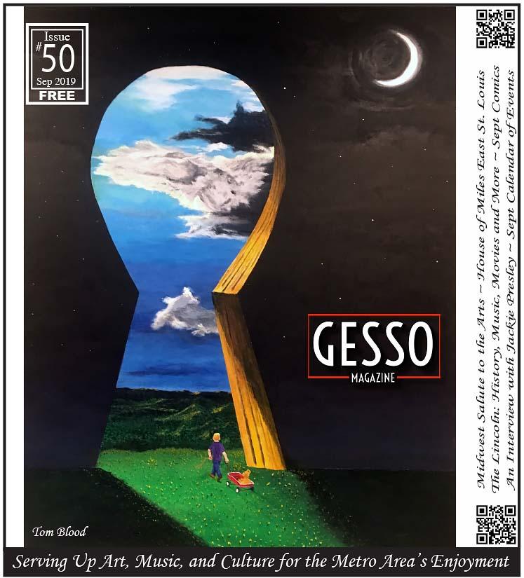 Home - Gesso Magazine