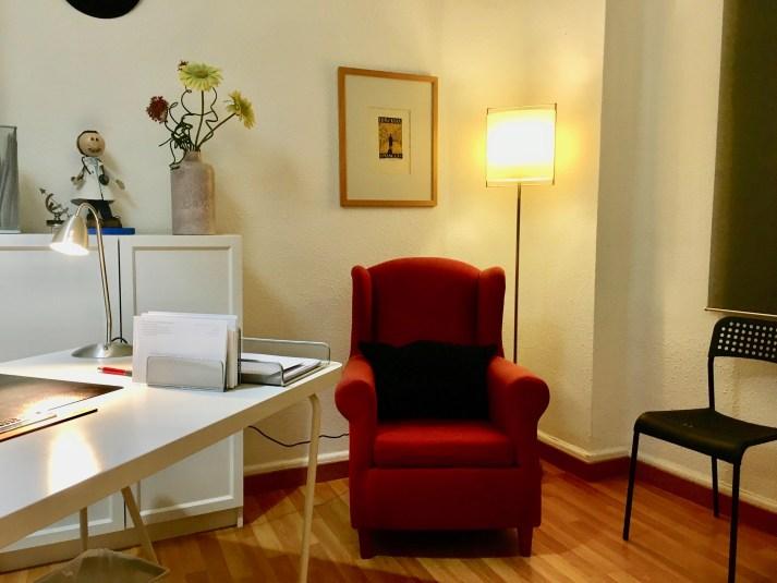 La Consulta de Terapia Gestalt Valencia