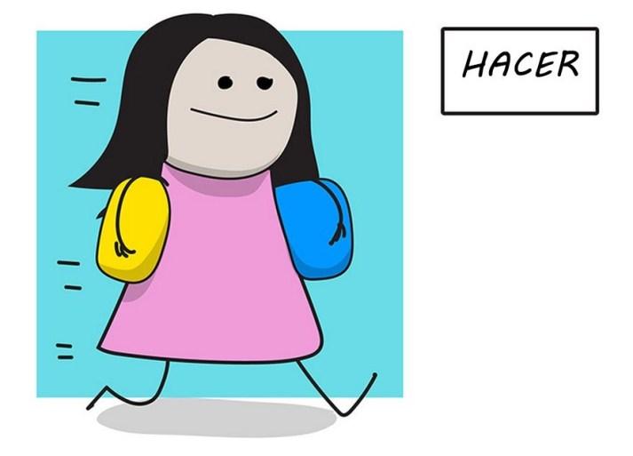 La depresión y la ansiedad en 16 viñetas ilustrativas