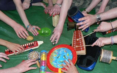 I Got Rhythm: music-making with children and adolescents