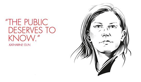 Blogparade: 2 Jahre nach Snowden - Was habt Ihr verändert? // Katharine Gunn