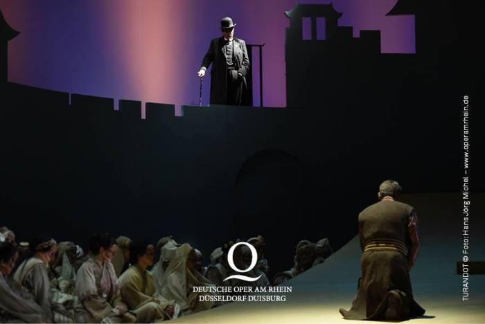 GIACOMO PUCCINI TURANDOT Oper am Rhein