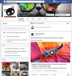 Facebook Artikel zum Clickbaiting