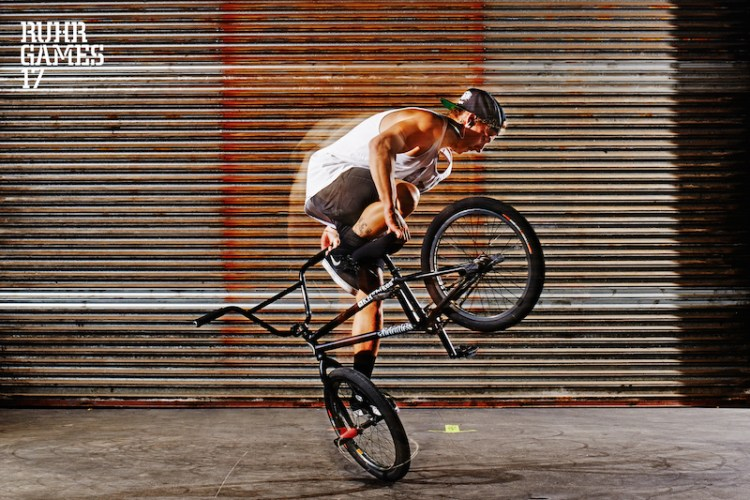 BMX Ruhr Games 2017