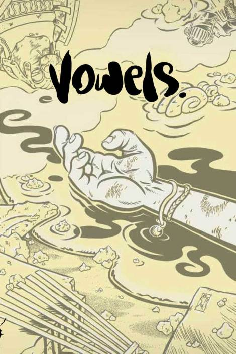 Vowels - Cover Art