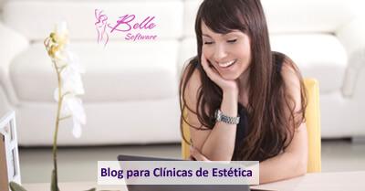 Blog para clínicas de estética